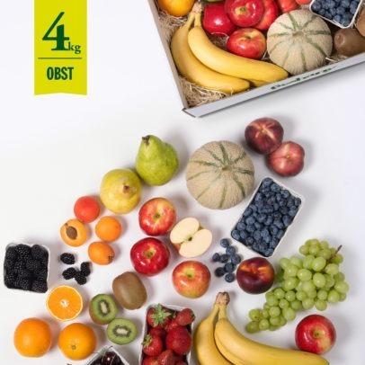 Obst Kiste 4kg - Freshany