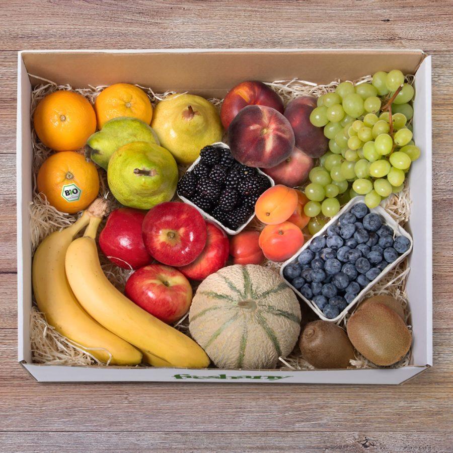 Obst bestellen - Biokiste -B-freshany