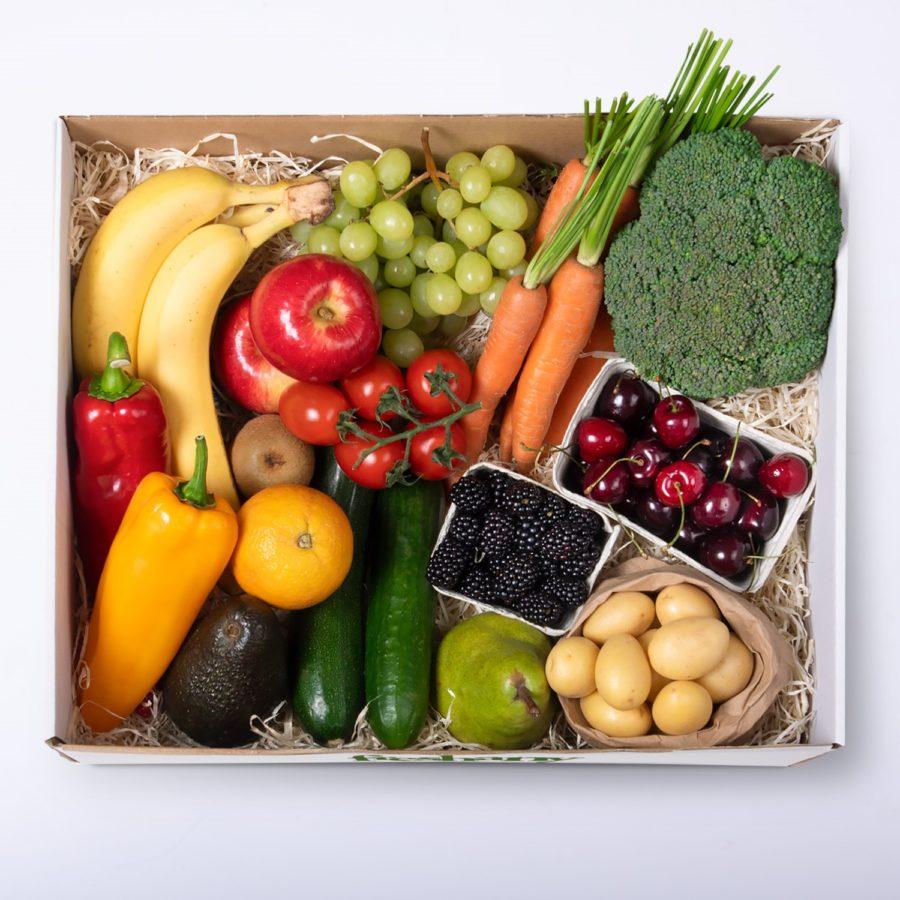 Biokiste München Obst und Gemüsekiste München -B- freshany