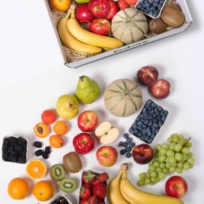 Obstkiste Obst bestellen -M-freshany